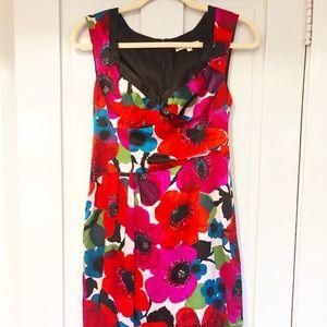 FINAL SALE ends 9/8 Nannette Lepore silk dress